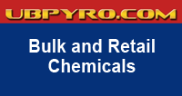 U B Pryo for Chemicals & Supplies